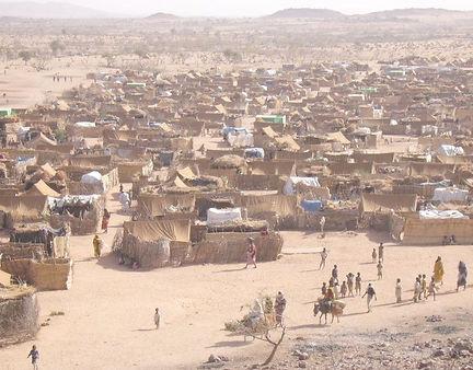 Refugee Camp Africa