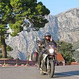 Corsica, world's best motorcycle destana
