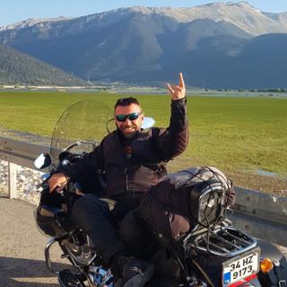 Bike and Boat Cappadocia motorcycle tour