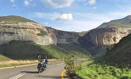 Golden Gate National Park South Africa.j
