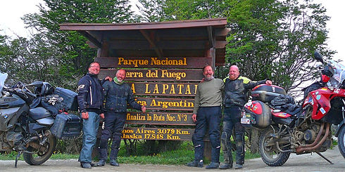 Pan America, Ushuaia en of the road.jpg