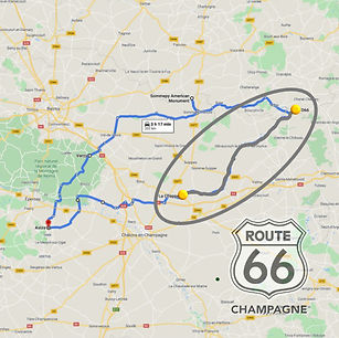 Drink & Drive motorcycle tour to France.