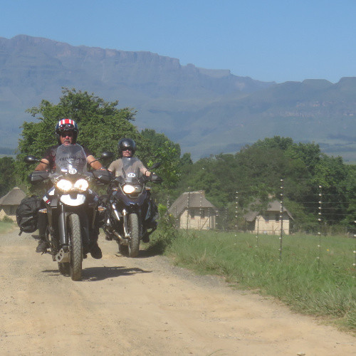 Bike & Boat Motorcycle tour South-Africa