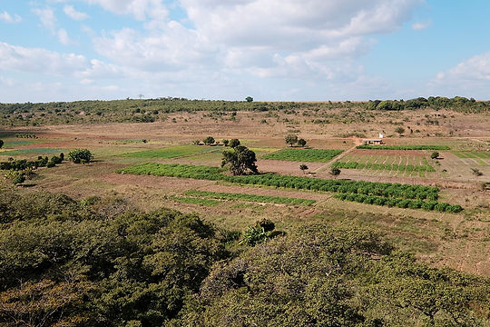 Overview over Nhamadembe Scheme.
