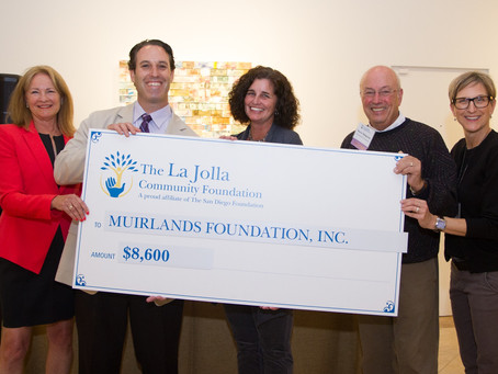 Muirlands wins a grant award for new science equipment!