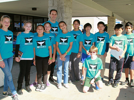 Forty-five Muirlands Students participated in the San Diego Regional Science Olympiad Competition on