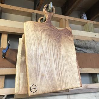 Kin Boards - Oak Paddle Board
