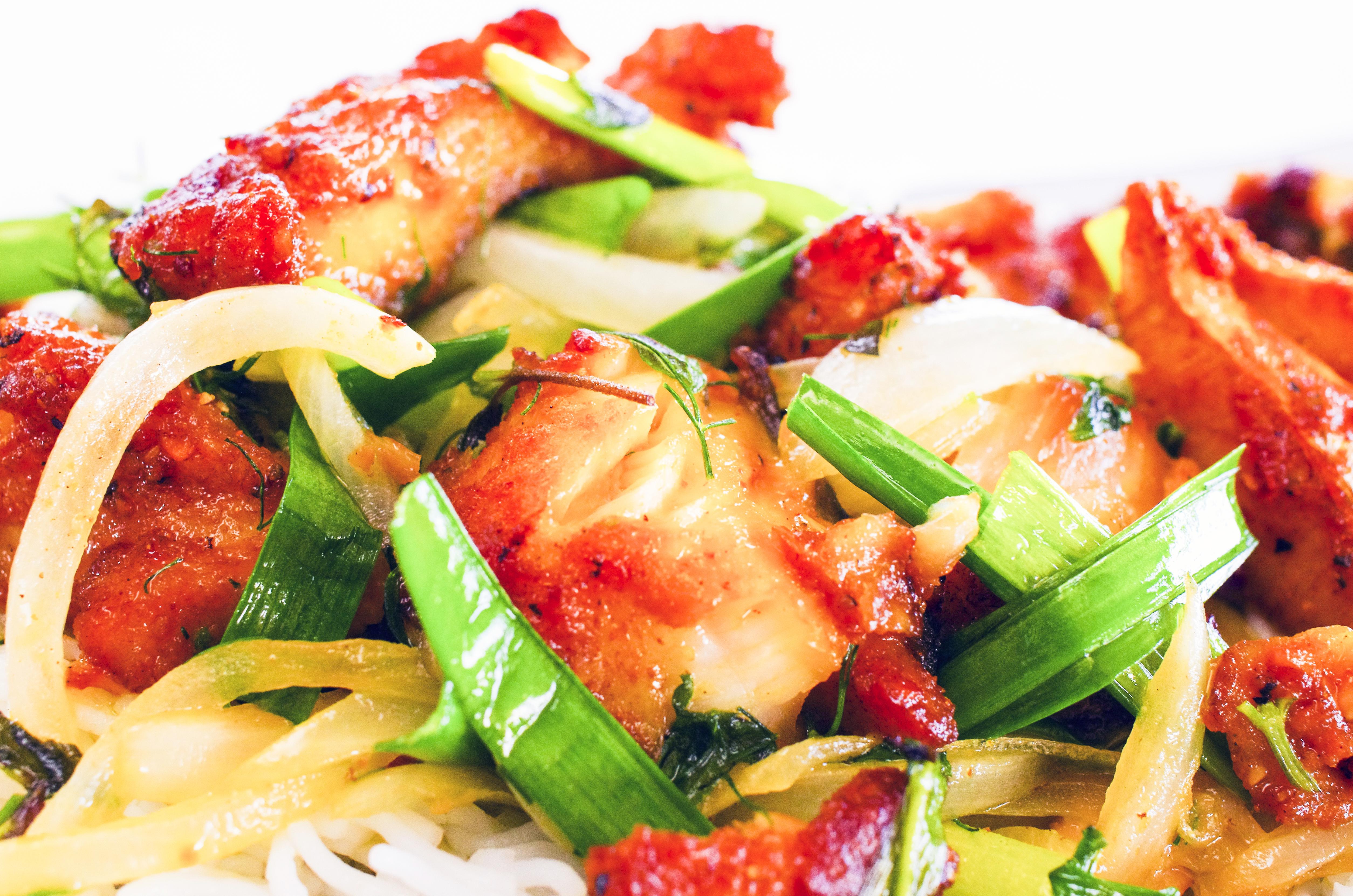 ベトナム料理 商業写真