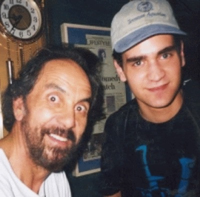 thenudo with Tommy Chong