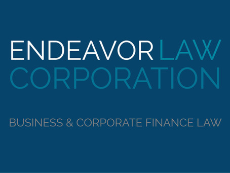 Endeavor Law Corporation - Coronavirus (COVID-19)