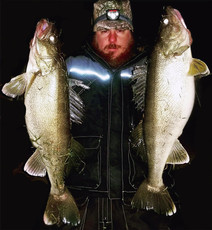Fall 2020 Giant Walleye's