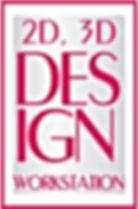 Design workstation logo