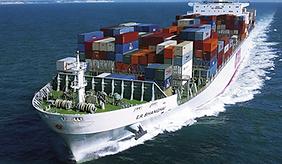 Internationale Verschiffung