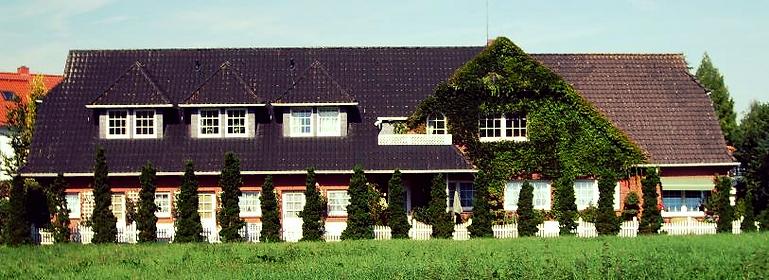 Pension Haus Bettina Ansicht Hinten