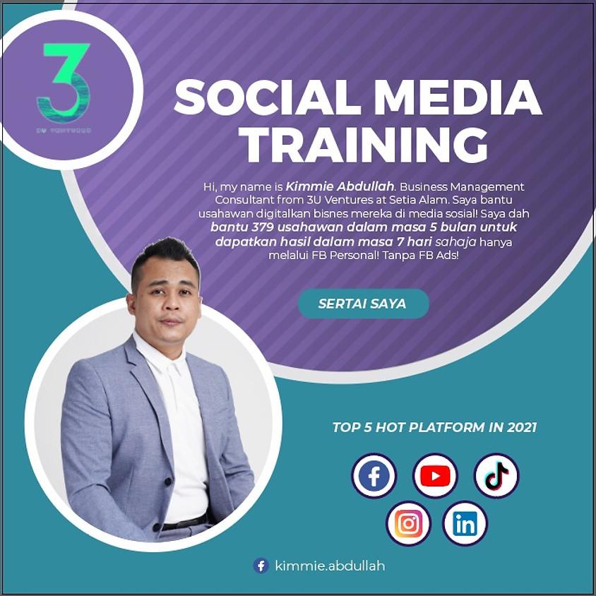 Basic Social Media Training