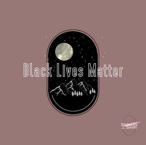 Black Lives Matter Custom Graphic