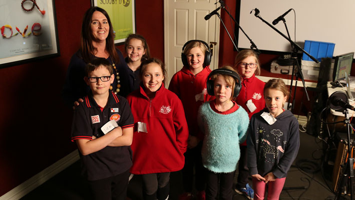 The Wacky crew from Strathewen PS