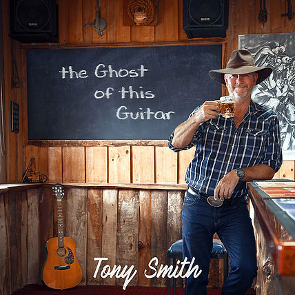 The Ghost Of This Guitar - Tony Smith (s