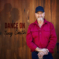 Tony Smith - Dance On (single cover) web