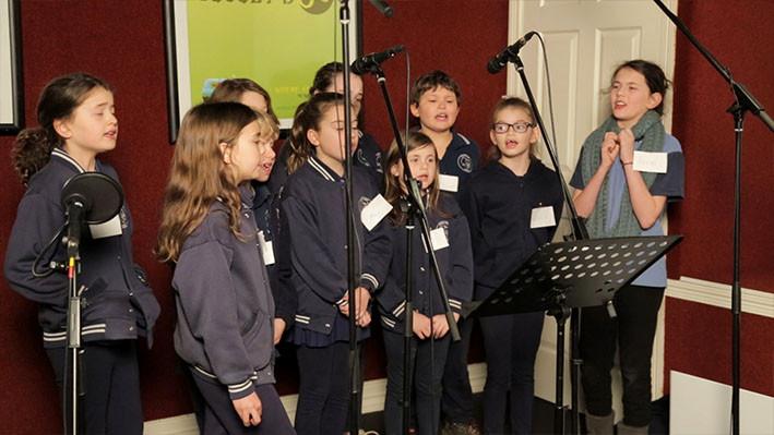 Kinglake West choir