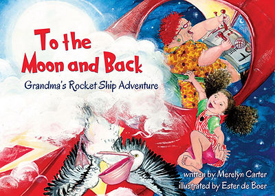 To The Moon And Back Book Cover