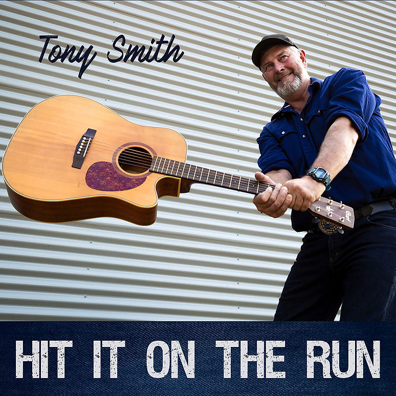 Hit It On The Run - Tony Smith website.j