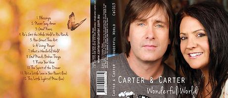 Wonderful World Album Artwork