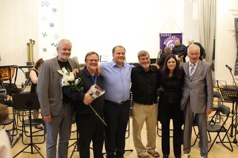 Liels paldies Tomasam Kokamegi un Vilim Kokamegi par šo iespēju baudīt brīnišķīgu koncertu.