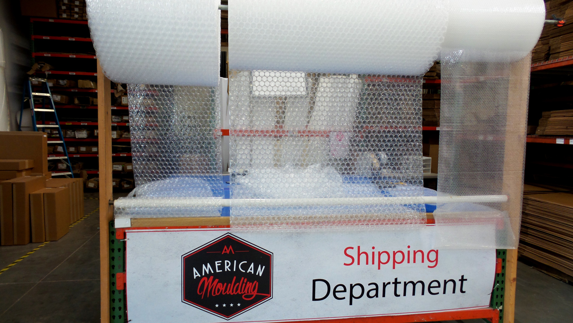 Shipping Department