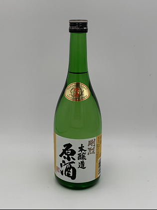 剛烈-本釀造原洒