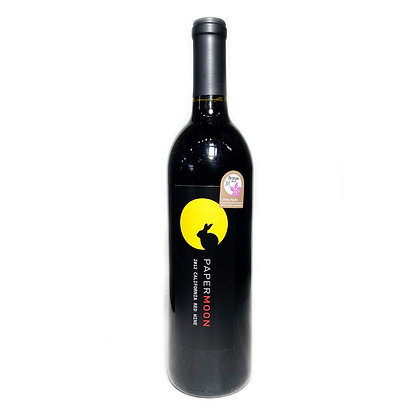 Papermoon - 2012 California Red Wine