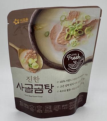 韓國精熬牛骨湯