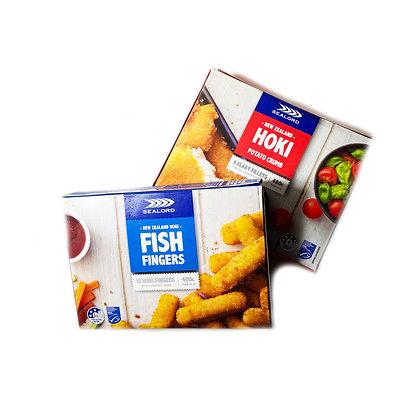 Sealord - 炸魚