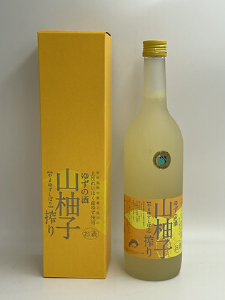司牡丹-山柚子果酒