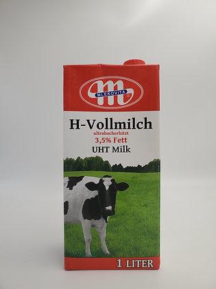 Mlekovita - 盒裝UHT牛奶