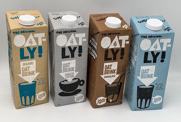 燕麥奶系列