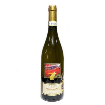 La Gatta - 2018 Moscato d'Asti(意大利白酒)