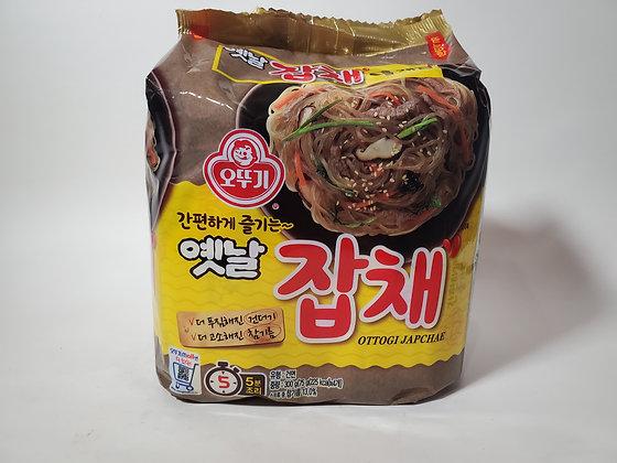 不倒翁韓式粉絲(4包裝)