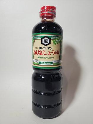 萬字減鹽醬油