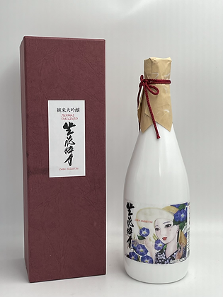 三芳菊-座花醉月 純米大吟釀