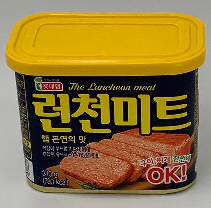 韓國午餐肉