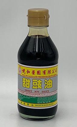 悅和甜豉油