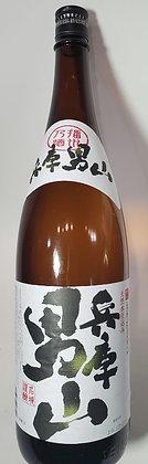 大兵庫男山清酒(1.8L)