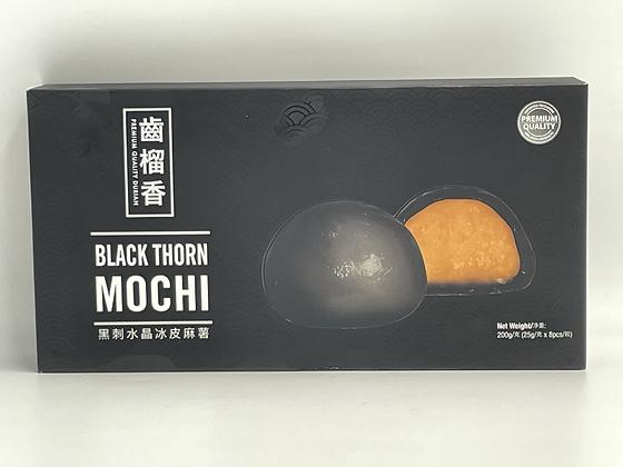 齒榴香黑刺水晶冰皮麻薯