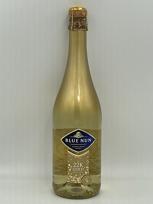 BLUE NUN 22K 金箔汽酒
