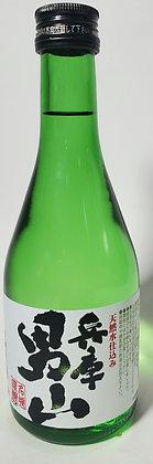 細兵庫男山清酒(300ml)
