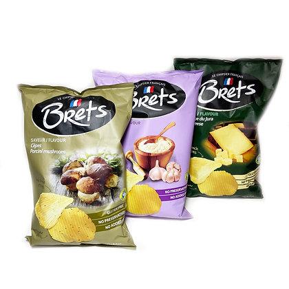 Bret's - 無味精薯片