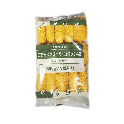 Yayoi Sunfoods - 忌廉蟹肉薯餅