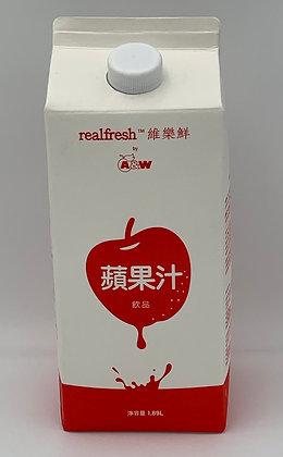 維樂鮮-蘋果汁