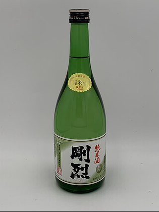 剛烈-純米酒